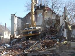 house-demolition